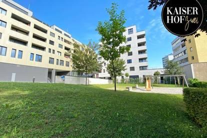 PENTHOUSE KAISERHOF 2 | ALL-INCLUSIVE WOHNEN! 3 Zimmer mit 2 Terrassen zum ERSTBEZUG - PROVISIONSFREI | 360° Rundgang online!