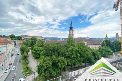 Sensationelle Wohnung mit Terrasse in den Promenaden Galerien - Beste Innenstadtlage! | 360° Rundgang online!
