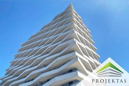 Jetzt Besichtigung vereinbaren! 3 Zimmerwohnung mit 34 m² Außenbereich!