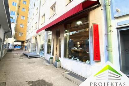 Attraktive Geschäftsfläche in der Linzer City - nur wenige Schritte von der Landstraße entfernt!
