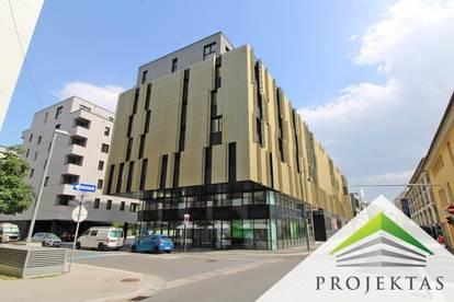 ERSTBEZUG KAISERGASSE! Großzügige Neubau-Bürofläche mit hauseigener Tiefgarage!