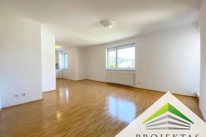 Ruhige 1 Zimmerwohnung mit Küche & TG-Stellplatz am Linzer Auberg