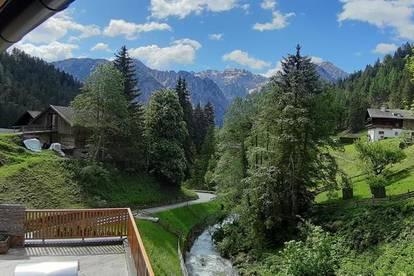 Natur pur- Wohlfühlhaus in den Bergen