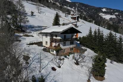 Renovierungsbedürftiges Wohnhaus in Sonnenlage am Iselsberg