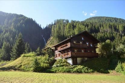 Ferienhaus im wunderschönen Defereggental mit Freizeitwohnsitz