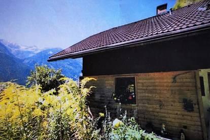 Sonniges Haus in Alleinlage in Obervellach/Mölltal