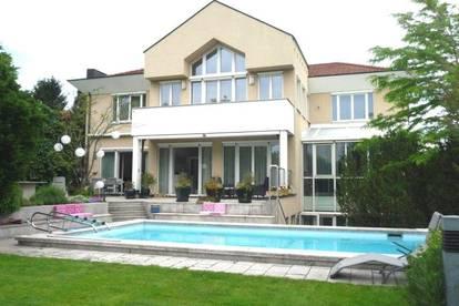 Moderne, exklusive Villa im südlichen Niederösterreich
