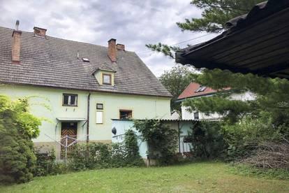 [05563] Haus mit drei Wohneinheiten und schönem Garten im beliebten Zehnerviertel