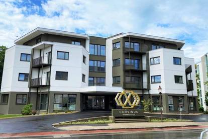 [05551] CORVINUS Parkresidenz, Apartment Typ F