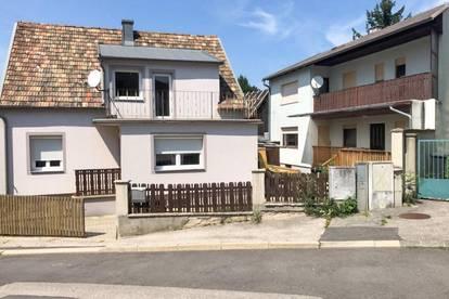 2 HÄUSER ein GRUNDSTÜCK in Walbersdorf bei Mattersburg