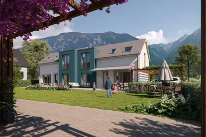 +Schlüsselfertiger WOHNTRAUM zu kaufen! Doppelhaushälfte mit Blick auf die Karawanken, in Gallizien! Premium Plus+