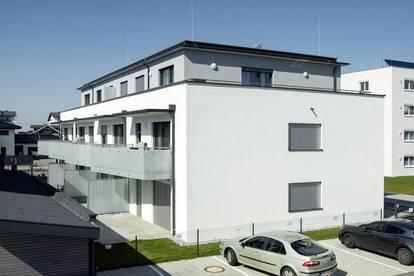 modernes Mehrfamilienwohnhaus