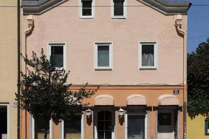 RENDITEOBJEKT: Zierliches Zinshaus nahe der Salzburger Altstadt