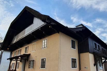 Salzburg Stadt Immobilien-Investment - teilsaniertes historisches Bauernhaus mit großzüg. WE - optimale Preis-Leistungssituation derzeit 8 WE