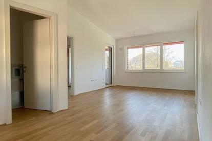 Erstbezug: Hochwertige 3-Zimmer-Wohnung mit Loggia und Tiefgarage im Stadtteil Gnigl