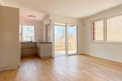 Erstbezug: Moderne 3-Zimmer-Wohnung mit Terrasse im Stadtteil Gnigl