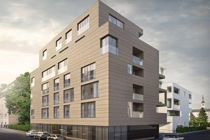 SALZACH PALAIS: 3-Zimmer-Wohnung mit sonniger Loggia!