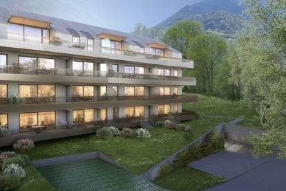 PARK AM GERSBERG: Exklusives Penthouse mit Bergblick