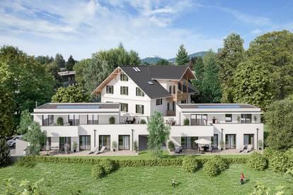 MORZG 61: Apartment mit Westterrasse und Garten!