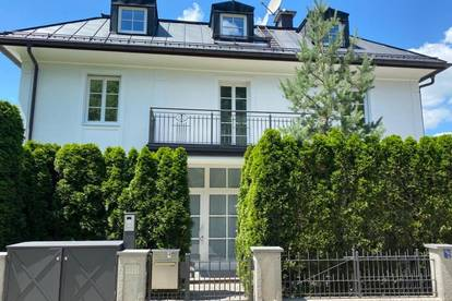Aigen/Kreuzbergpromenade: Stadtvilla in Bestlage mit Blick ins Grüne!