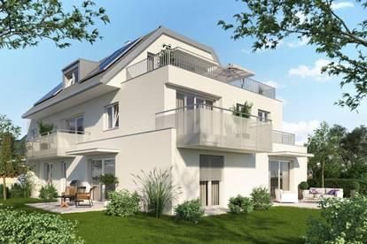 KLANGVOLL LEBEN MAXGLAN: Penthouse mit direktem Liftzugang