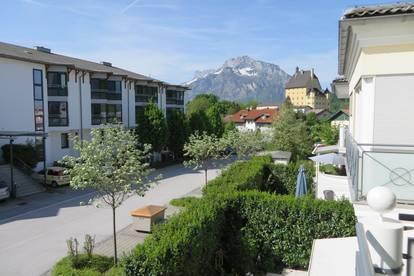 Elsbethen: 3-Zimmer-Dachgeschosswohnung mit imposantem Bergblick!