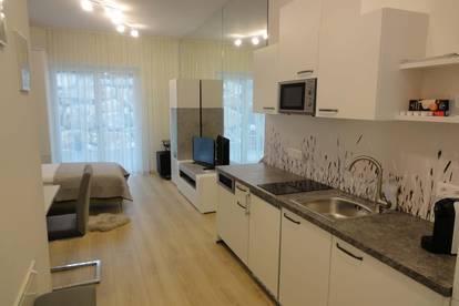 Zweimal 1-Zimmer Mietappartement Panorama Living Faaker See!