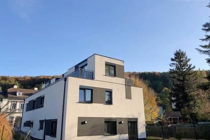 ERSTBEZUG Doppelhaushälfte mit Eigengrund in KIERLING!