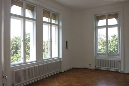 Representative 5 room apartment ca 125m2 - unobstructed view of the park AUGARTEN
