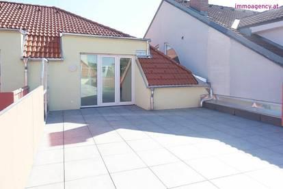 4-5 Zimmer ERSTBEZUG mit großer Ost-West-Terrasse im Herzen von Wiener Neustadt