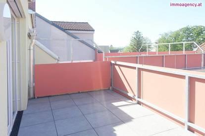 4-5 Zimmer - sonniger ERSTBEZUG mit großem Balkon im Zentrum von Wiener Neustadt