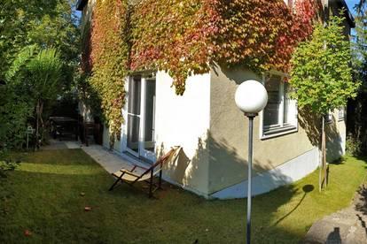 Familienwohnung mit Garten (WG möglich)