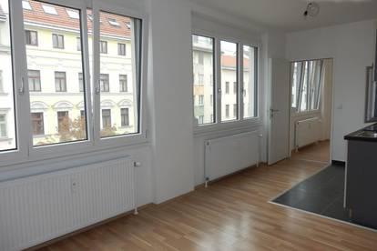 Perfekte 2 Zi NB Wohnung - tolle Aufteilung - gleich bei U4 !!