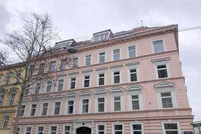 SANIERTE 3,5-Zimmer EG-Altbau-Whg. in Alsergrund!