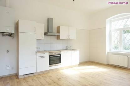 Helle und ruhige 3 Zimmer Maisonette-Wohnung - Gartenmitbenützung