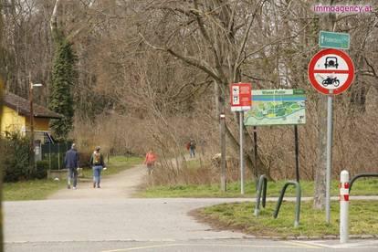 ABSOLUTE RARITÄT!!! Ganzjährig bewohnbarer Kleingarten mitten im grünen Prater! EIGENGRUND KEINE PACHT!!!