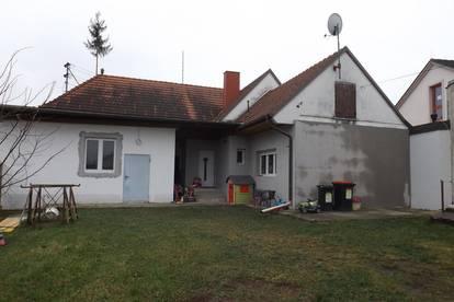 Wohnen und Arbeiten in einem Haus