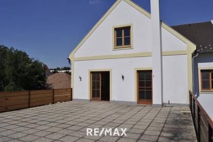 Traumhafte Terrassenwohnung im Herzen von Neusiedl am See