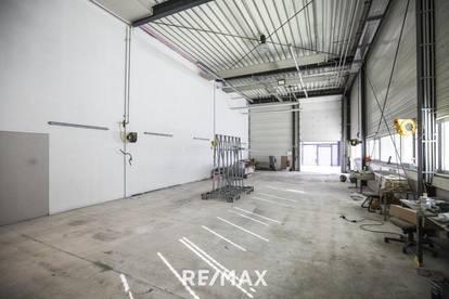 Halle für Lager und Produktion