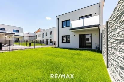 """""""Lebensqualität mit bestem Gewissen"""" im modernen Wohnhaus!"""