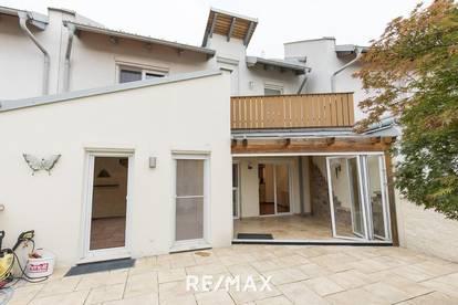 Exzellent leben im Terrassenreihenhaus mit Seeblick!