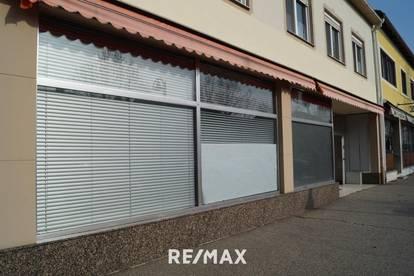 Geschäftslokal  in zentrale Lage in Podersdorf