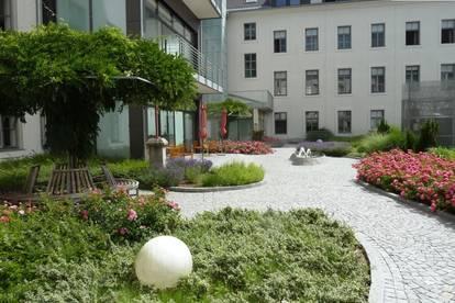 Repräsentative Büro- und Praxisräumlichkeiten zw. 23 m2 und 326 m2 in zentraler Lage von Klagenfurt