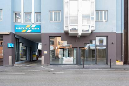 Geschäftslokal in Toplage in Kufstein