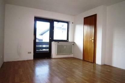 ein einfaches Zimmer