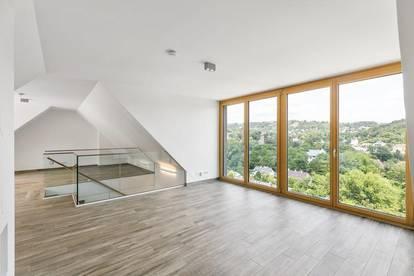 H3/11 - 4-Zimmer-Dachmaisonette, Sauna & Fitness in Anlage, im Grünen