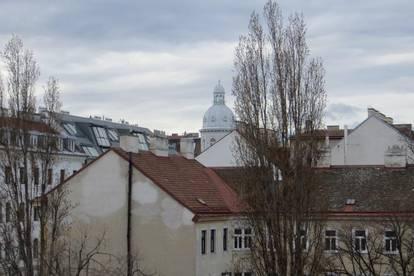 Großzügige 3 ZIMMER-Maisonette mit TERRASSE in Hofruhelage. Inklusive Heizung + WW!