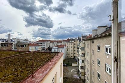 :::NEU:::ALTWIENER-ZINSHAUS – GROSSER LEERSTAND - HOHES ENTWICKLUNGSPOTENTIAL – Kauf in 1200 Wien