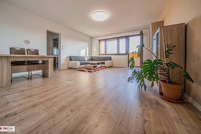 NEU++3-Zimmer NeubauWohnung mit LOGGIA ( ca. 98,20 m2)++ ca. 4 km von Ebreichsdorf entfernt (Wampersdorf)++Provisionsfrei