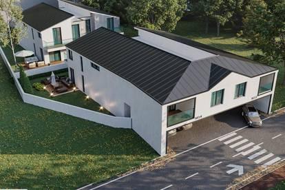 +Einzigartig+ Belagsfertige 5-6 Zimmer Doppelhaushälfte im Zentrum Parndorfs samt SW Garten!